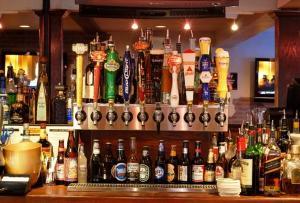 Beers at Happy Ending
