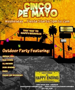 Happy Ending Cinco de Mayo