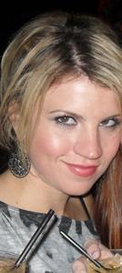 Promoter Sarah Wallace