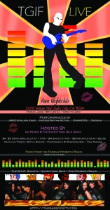 TGIF Live June