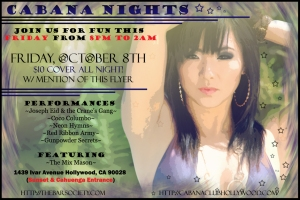 Cabana Nights